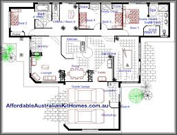 Four Bedroom House Plans by Affordable 4 Bedroom House Plans Affordable 4 Bedroom House Plans