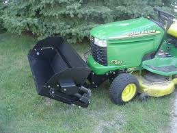 johnny bucket jr john deere gtlx