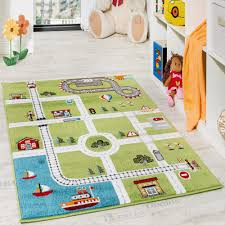 Kids Play Rugs With Roads by Rug City Roselawnlutheran