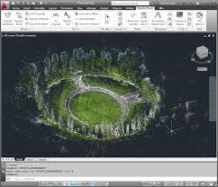 indexing point clouds programmatically in autocad 2013 through