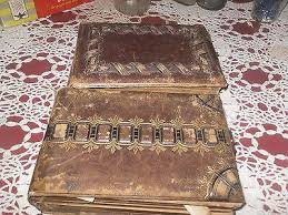 antique photo albums antique photo albums for repair empty parts back from the dead