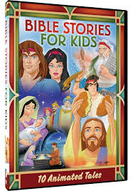 amazon com bible stories for kids 10 animated tales samson