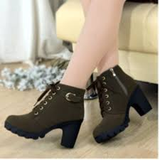 womens boots heels cheap ankle boots with heels