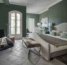 peinture mur chambre coucher design interieur peinture verte chambre coucher peinture murale