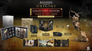 collector s buy assassin s creed dawn of the creed collector s edition for ps4