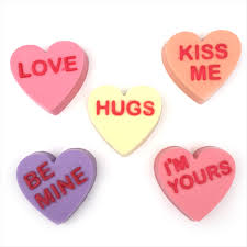 valentines day heart candy heart candy soap valentines day gift conversation hearts
