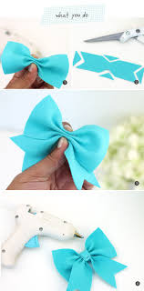 diy baby hair bows easy like sunday morning no 17 damask