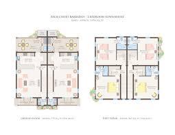 two storey townhouse plans u2013 modern house