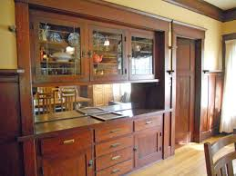 Built In Dining Room Cabinets Built In Dining Room Hutch