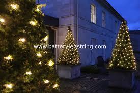 320led warm white led christmas net light for outdoor tree decoration