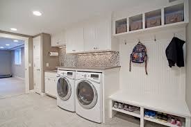 Laundry Room Basket Storage Astonishing Hair Dryer Holder Decorating Ideas For Laundry Room
