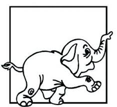 21 best elephant coloring pages for kids images on pinterest