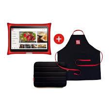 tablette de cuisine qooq qooq v4 tablette tactile 10 pouces premium pack housse