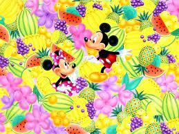 cartoons disney company fruits mickey mouse minnie mouse hd