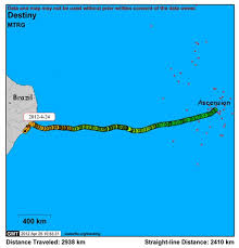 ascension islands map marine turtles ascension island government