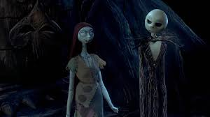 jack skellington and sally halloween desktop background 2016 holiday film reviews the nightmare before christmas