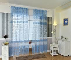 Blue White Brown Bedroom Brown And Blue Curtains Walmart Sheer Curtains Brown Sheer