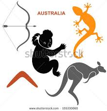 australian symbol stock images royalty free images vectors