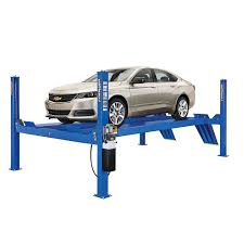 4 post car lift attached images dannmar d12 lbs capacity 4post