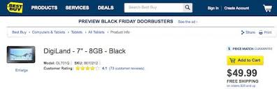 amazon black friday tablets android tablets at best buy target amazon walmart found to
