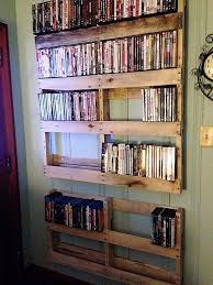 Wooden Storage Shelves Designs by Best 25 Dvd Wall Storage Ideas On Pinterest Dvd Storage Shelves