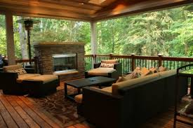 covered deck fireplace ideas 28 images covered deck with