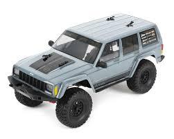 jeep cherokee green 2000 axial scx10 ii