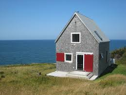 the sea and sky cottage on cape breton island small house bliss