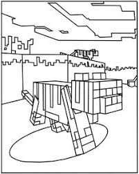 minecraft ninja coloring jul u0027s birthday ideas