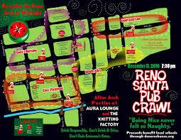 Reno Map Reno Nv Santa Crawl Streets Reno Nv Photo Gallery