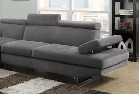 canap d angle microfibre gris canapé d angle design luxe canape meri nne gris angle convertible