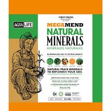 Garden Fertilizer Types - agralife megamend 22 lb organic micronutrients and trace minerals