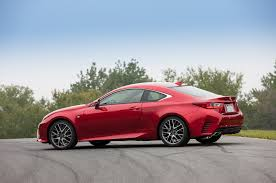 lexus rc atomic silver 2016 lexus rc 350 f sport one week review automobile magazine