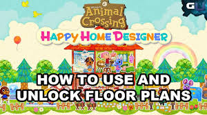 animal crossing happy home designer how to use and unlock floor