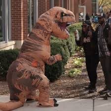 T Rex Costume Best 25 Inflatable T Rex Costume Ideas On Pinterest T Rex