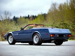 1972 daytona spyder 1972 365 gts 4 nart spyder cars