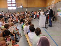 Polizei Bad Kissingen Sinnberg Grundschule Bad Kissingen Erster Schultag