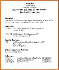 how to create cv or resume how to create a resume template 86 images how to create a