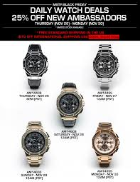 black friday watch sale black friday meister watches