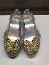 cinderella light up shoes size 7 8 cinderella shoes ebay