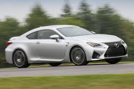 lexus rcf vs f type 2016 lexus rc f pricing for sale edmunds