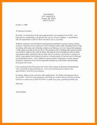 6 general cover letter template outline format general cover