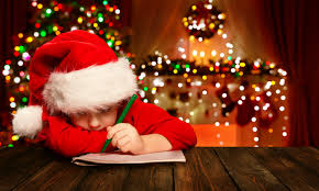 write to santa receive a response back from north pole