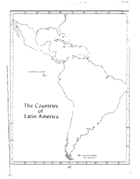 Latin America Physical Map Quiz by Best Photos Of Latin America Map Blank Template Latin And South