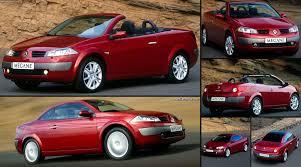 megane renault convertible renault megane ii coupecabriolet 2 0 dynmaique version 2003