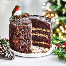 christmas cake recipes from waitrose