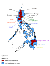 Map With Labels Political Regions In The Philippines U2013 Titser Titser