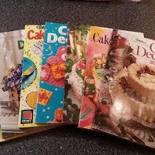 best wilton 90 u0027s cake decorating books for sale in allentown