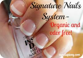 have you tried the signature nail systems grace u0026 beauty