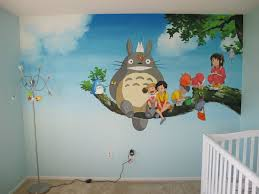 disney classics dumbo wall mural wallpaper photowall home my neighbor totoro mural